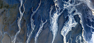 Desert night ghosts,abstract landscapes of deserts  ,Abstract Naturalism,abstract photography deserts of Africa from the air,abstract surrealism,mirage in desert,fantasy forms of water in desert