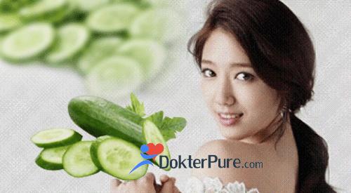 Manfaat Mentimun Obat Kesehatan dan Kecantikan