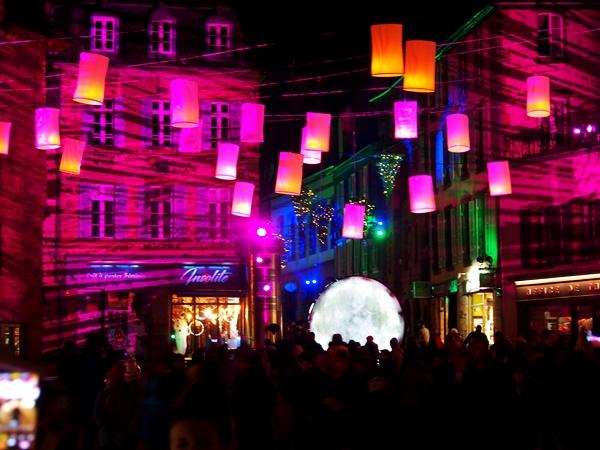 Nuit d'hiver 2019 à Landerneau