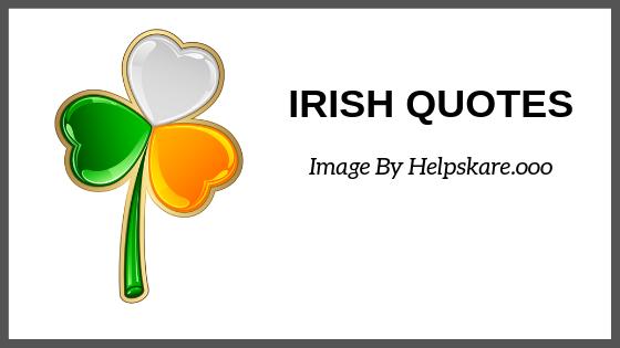 Irish Quotes