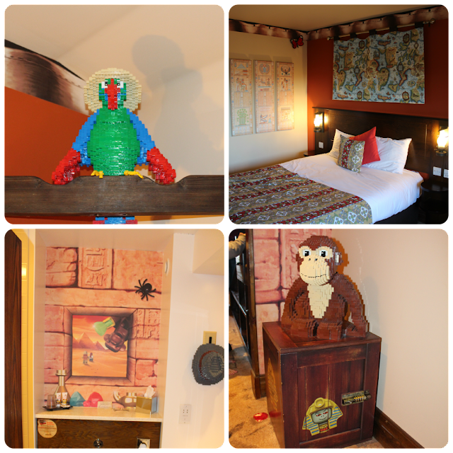 standard explorers room at Legoland Windsor