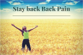 stay back pain