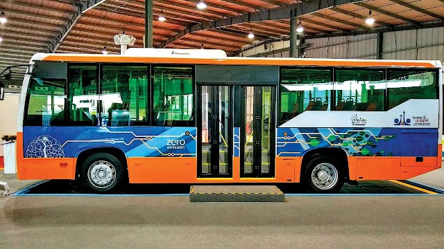 Ahmedabad: E-autos to be used as feeder for BRTS