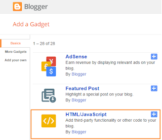 how to add a gadget in blogger 101helper blogspot