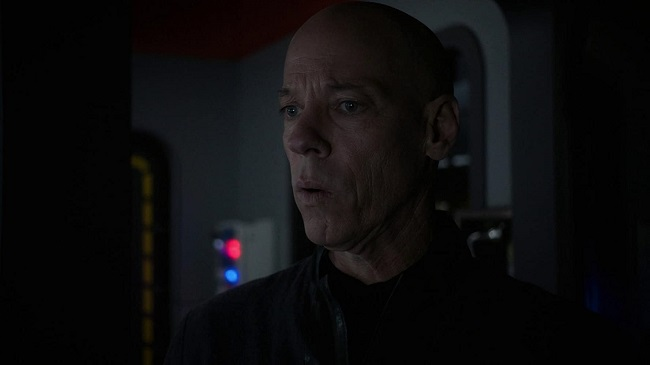 Joel Stoffer na série Agents of SHIELD/ABC/Reprodução