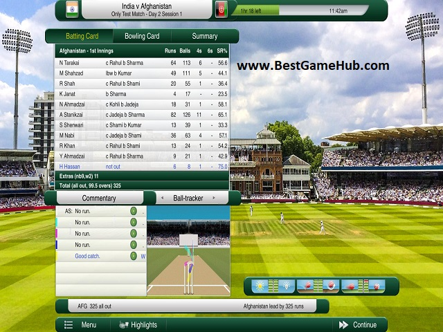 Cricket Captain 2018 Full Version PC Game Download
