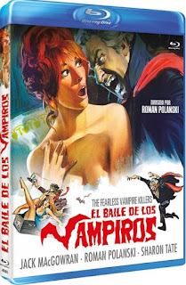 La Danza de los Vampiros [BD25] *Con Audio Latino
