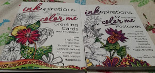 Inkspirations card sets