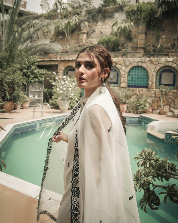 Hira Maani Looking Stunning in New Photoshoot