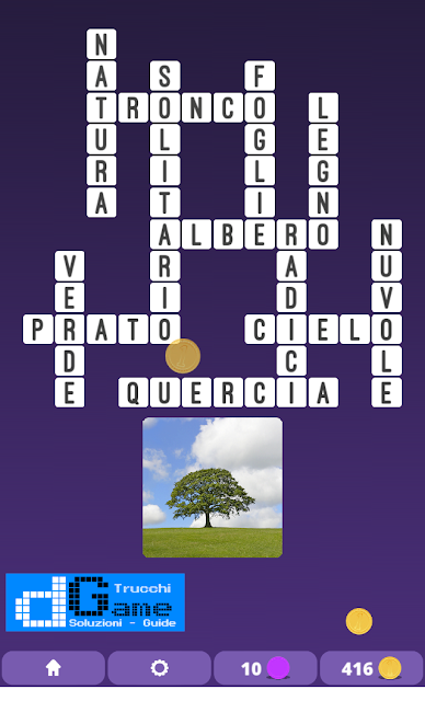 Soluzioni One Clue Crossword livello 4 schemi intermedio (Cruciverba illustrato)  | Parole e foto