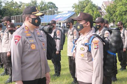 Polda Terjunkan Ribuan Personil Amankan Pilkada di NTB