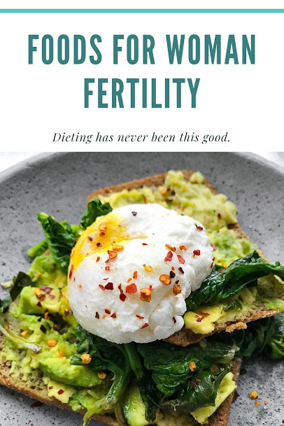 fertility foods recipe