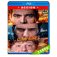 Compadres (2016) 4K Audio Dual Latino-Ingles