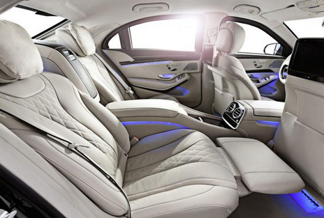 Mercedes S600 Guard Bomb Proof