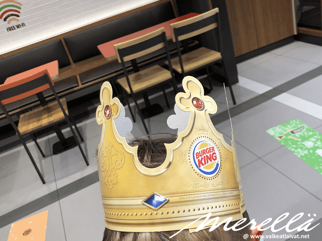 Burger King EE