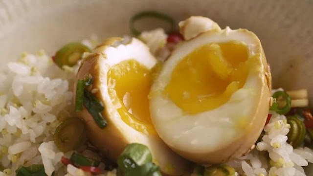 Người Hàn yêu thích các loại trứng
