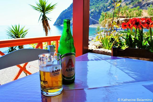 Giglios Agia Roumelia Samaria Gorge Hike Crete Greece