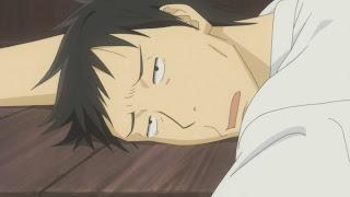 Zmęczony bohater anime