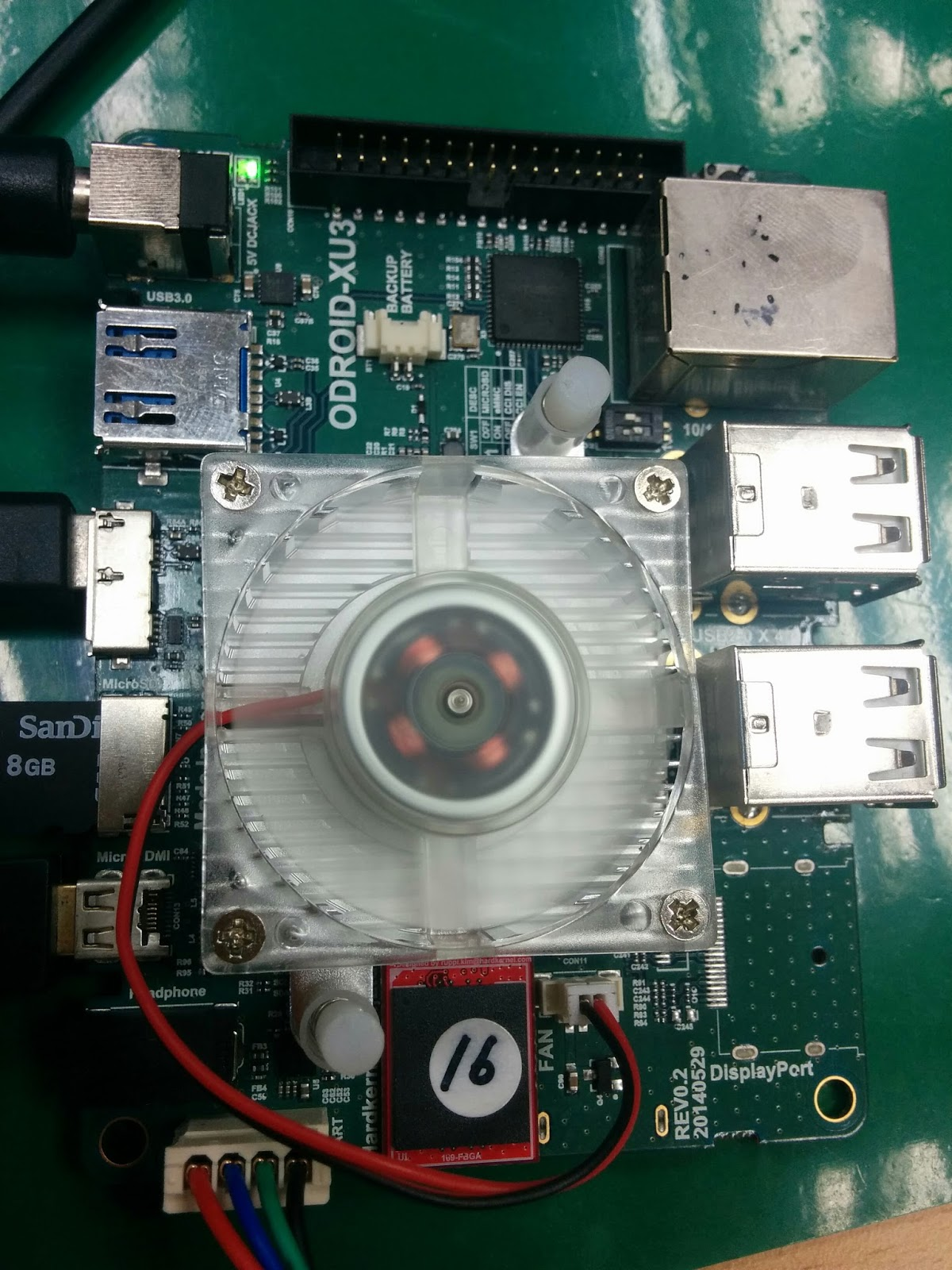 Codewalker: How to recovery eMMC for ODROID-XU3/4