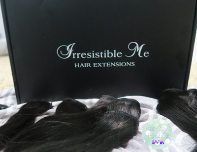 Irresistible Me Hair Extensions | Kat Stays Polished
