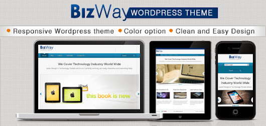 Review BizWay WordPress Theme and Figero Theme by InkThemes