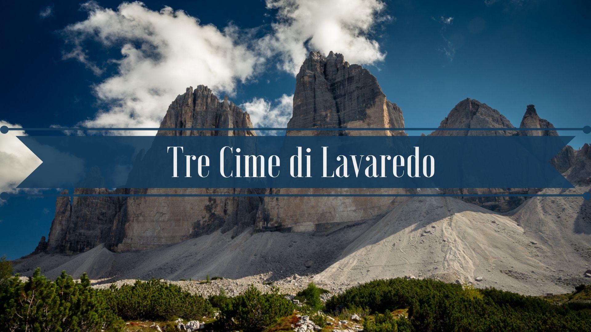 Tre Cime di Lavaredo - Szlaki w Dolomitach