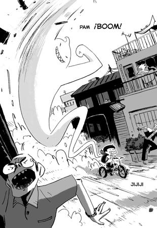 El Examen Planeta Manga