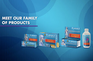 Flanax Pain Reliever Tablets   #flanaxusa