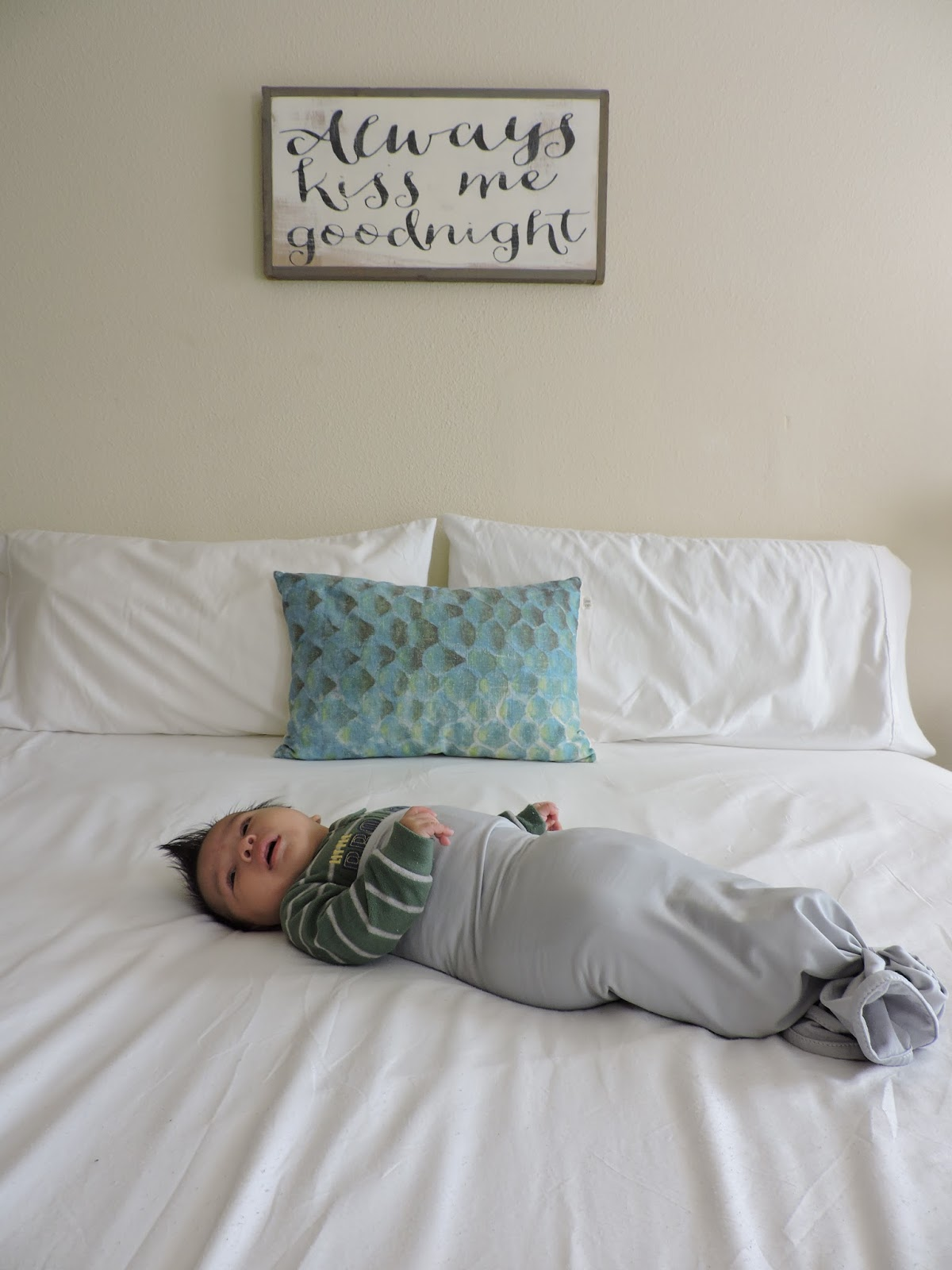 Sleep Tips from a Second Time Mom + Two Month Update
