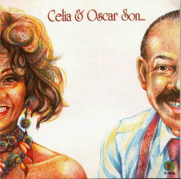 CELIA & OSCAR SON... - CELIA CRUZ & OSCAR D' LEON (1993)