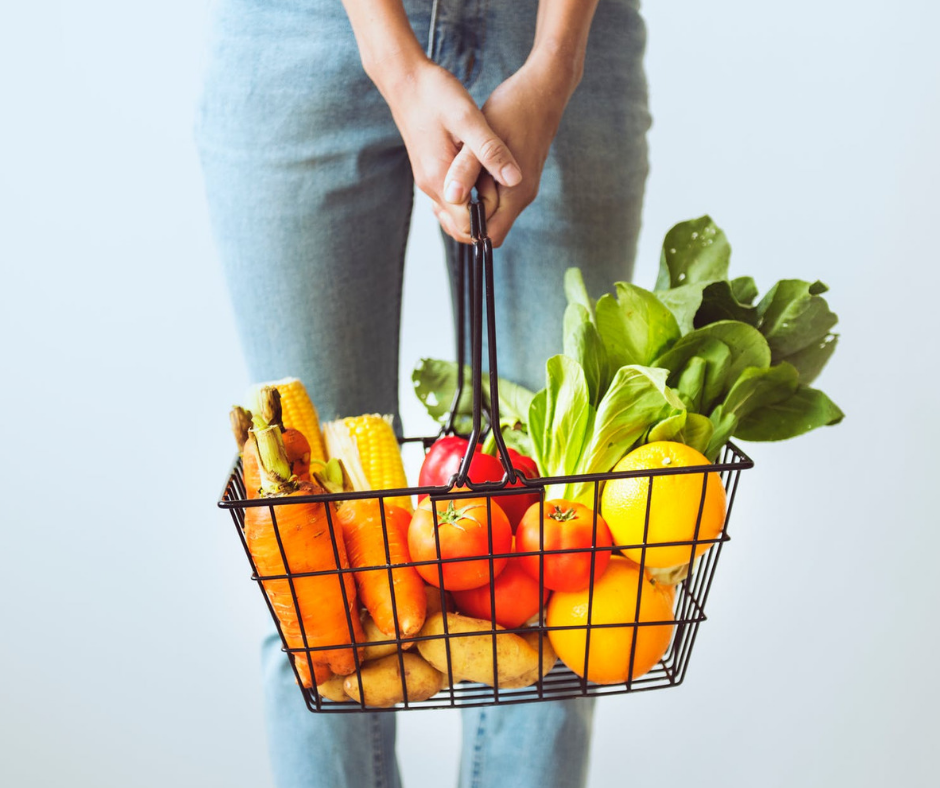 Shopping Local & Meal Planning - Whitley Bay Edition