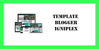 Template Blogger Premium Terbaik