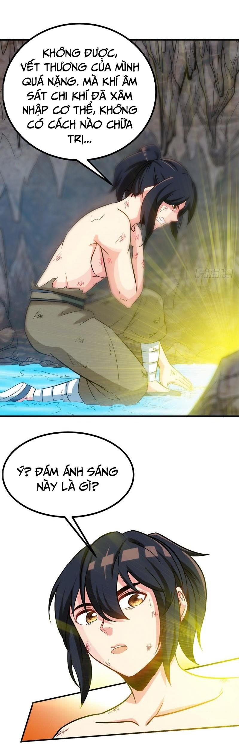 Chí Tôn Thần Ma chap 55 - Trang 6