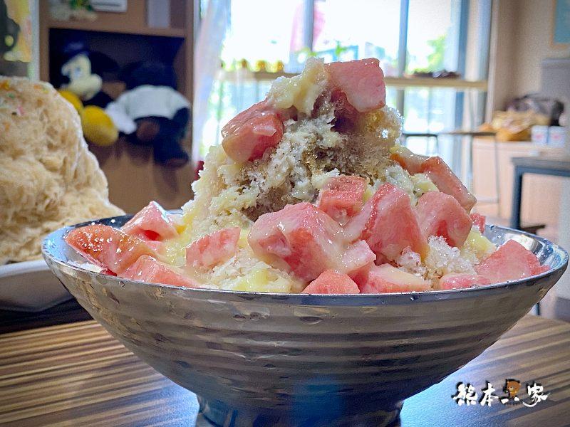隋興號冰果室鶯歌也有好吃珍奶雪花冰水果刨冰近鶯歌聖天宮
