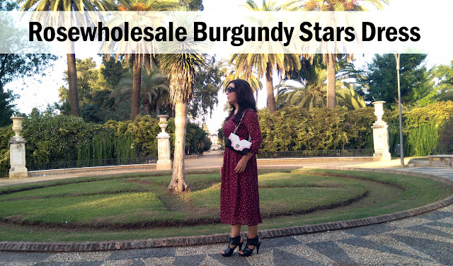 Burgundy-Stars-Dress