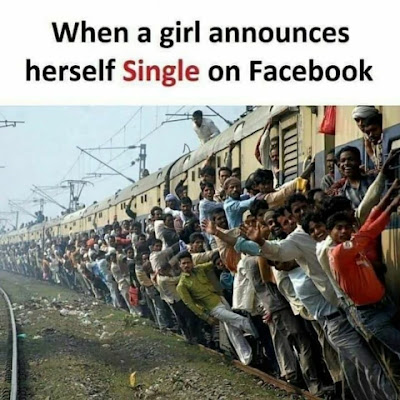 funny memes on single boys.
