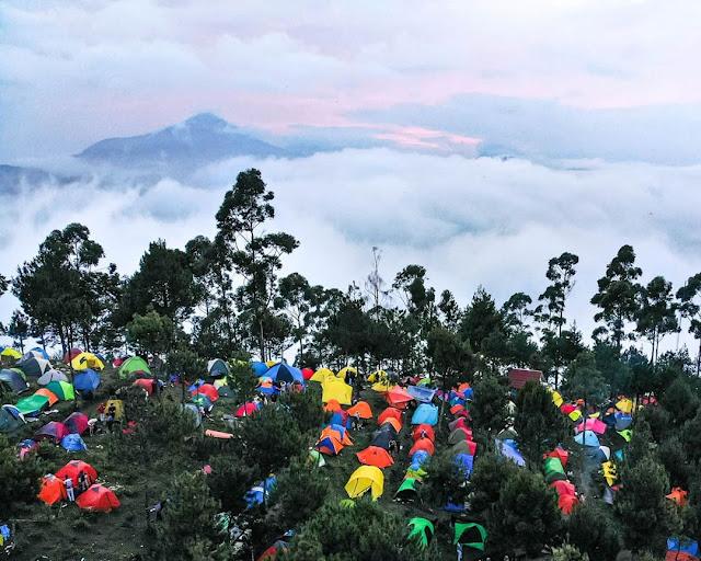 Wisata Gunung Putri Lembang Bandung