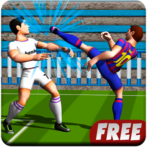 Football Players Fight Soccer v 2.6.4a Apk Mod Unlimited Money Terbaru