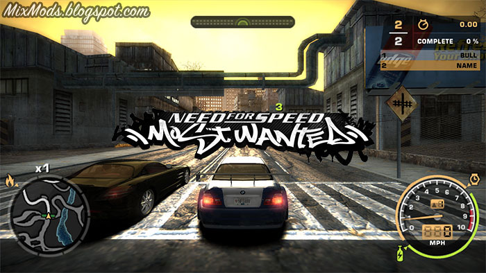 Need for speed most wanted 2005 mods | NFS Most Wanted Mods
