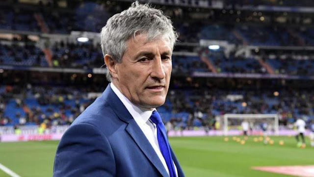 Setien Admits Barcelona Still Trauma in the Champions League