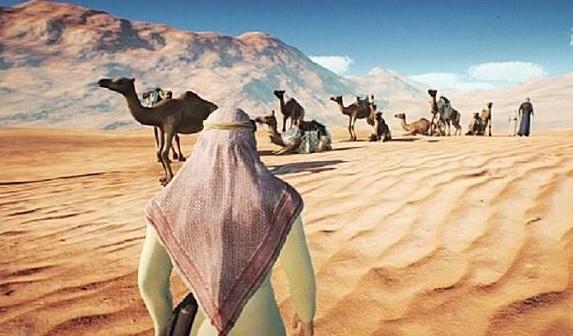 Kisah Umar bin Khattab Membentak Malaikat Munkar dan Nakir