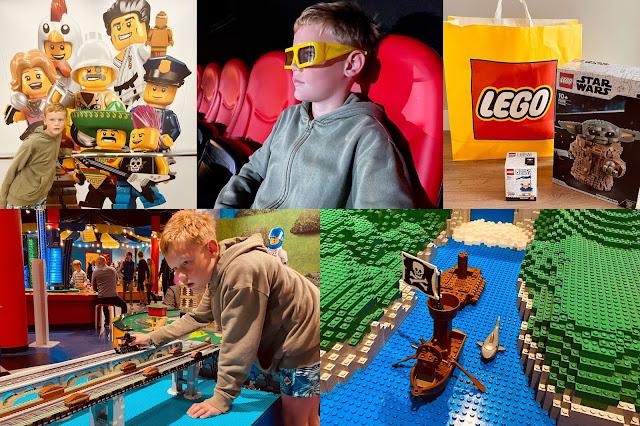 LEGO DISCOVERY CENTRE SCHEVENINGEN