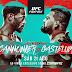 Combate transmite UFC Cannonier x Gastelum ao vivo neste sábado direto de Las Vegas