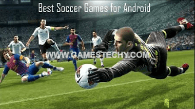 Best Online and Offline Soccer Games For Android