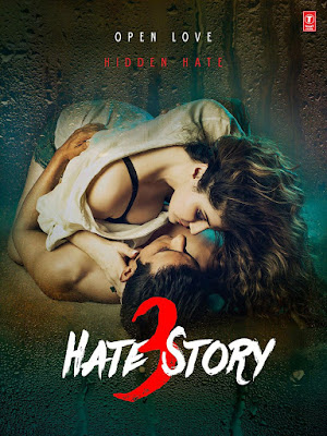Hate Story 3 2015 Hindi 720P DVDRip 950MB free download bollywood movie hate story 2015 brrip 720p 700mb or watch online at https://world4ufree.ws