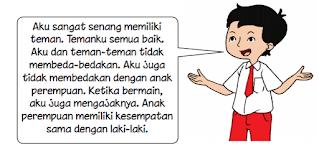 Pengalaman di sekolah sesuai sila kedua Pancasila! www.simplenews.me