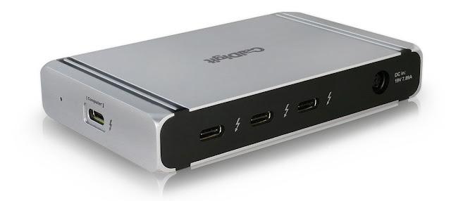 Caldigit Thunderbolt 4 and USB4 Element Hub Review