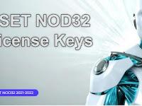 Serial Number Eset Nod32 Internet Security 14 license keys free 2021-2022