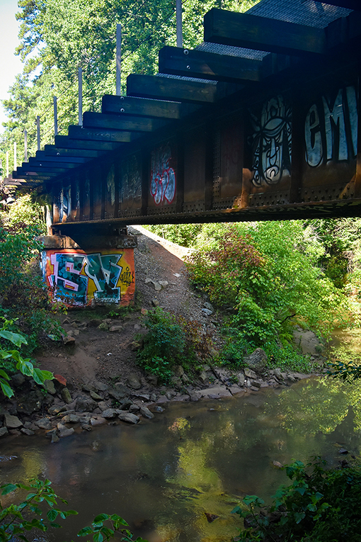 South Peachtree Creek Trail | Photo: Travis Swann Taylor