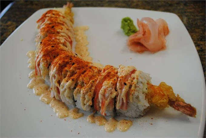 Shaggy Dog Roll Sushi (Easy Copycat Recipe) #healthyfood #dietketo